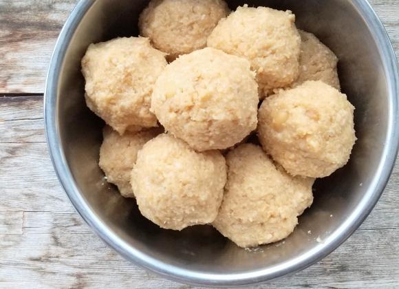 手作り味噌 味噌玉