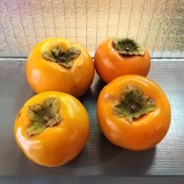 オーガニック 柿